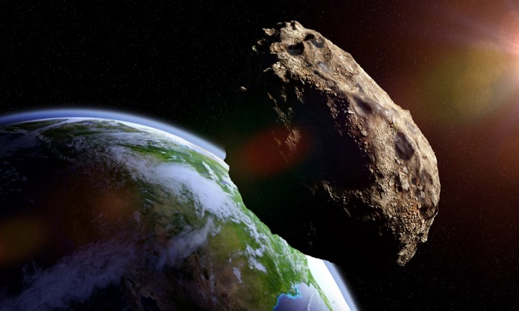 Asteroid the size of a small house was about to hit Earth - Daily Research News